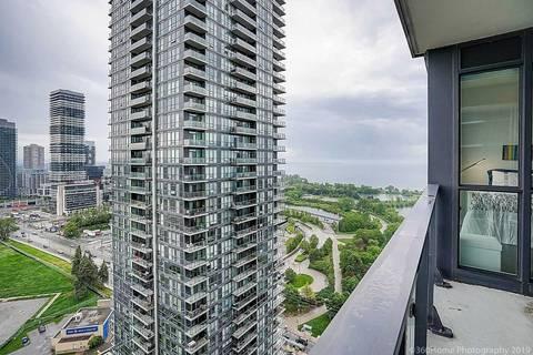 Apartment for rent at 2212 Lake Shore Blvd Unit 2808 Toronto Ontario - MLS: W4525779