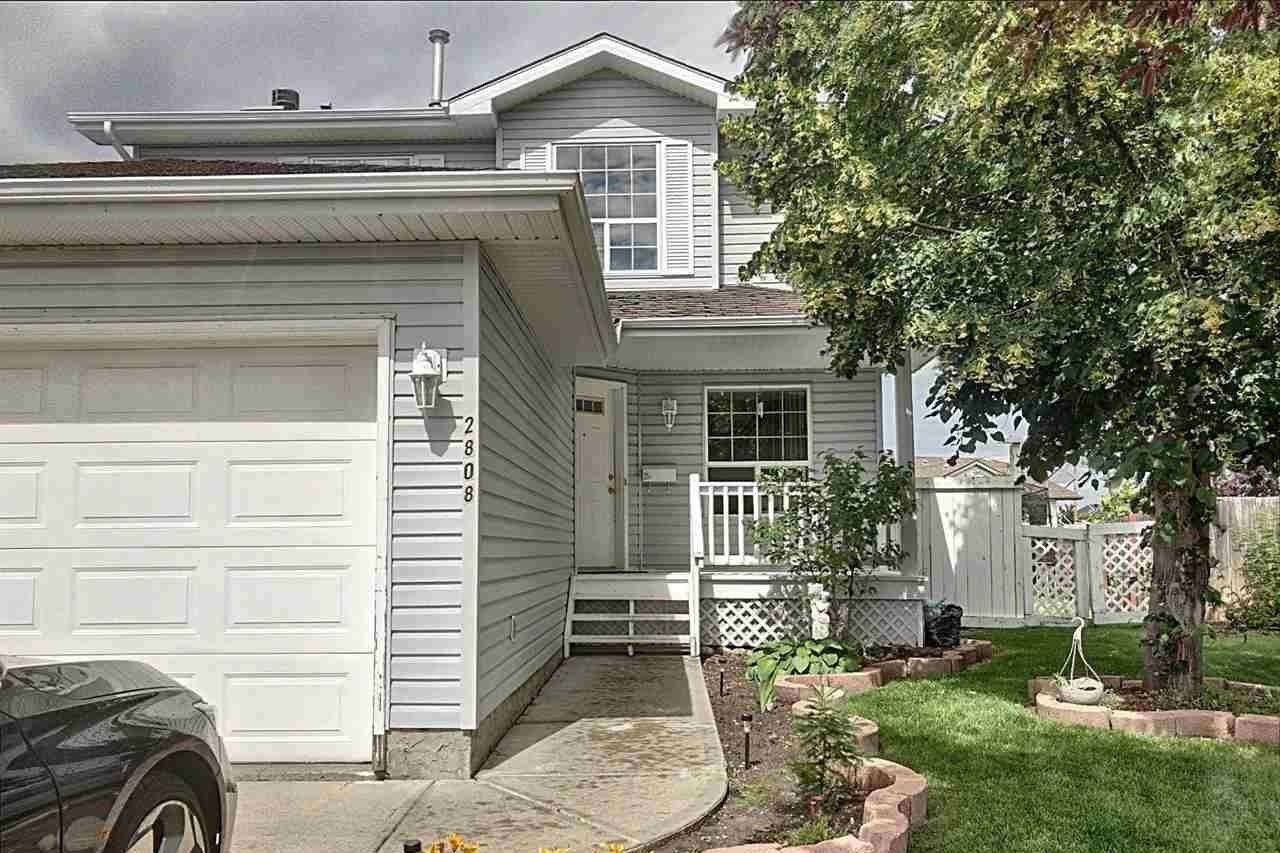 House for sale at 2808 40b Av NW Edmonton Alberta - MLS: E4207561