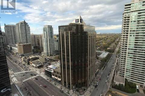 Condo for sale at 4968 Yonge St Unit 2808 Toronto Ontario - MLS: C4458761