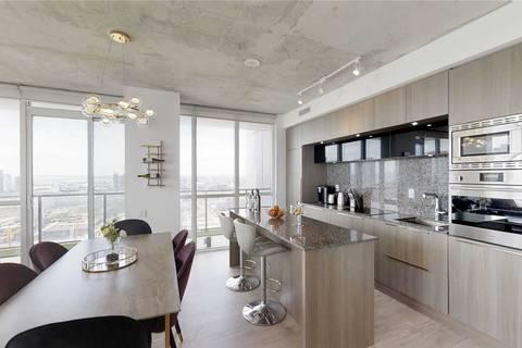 Apartment for rent at 88 Blue Jays Wy Unit 2808 Toronto Ontario - MLS: C4574758
