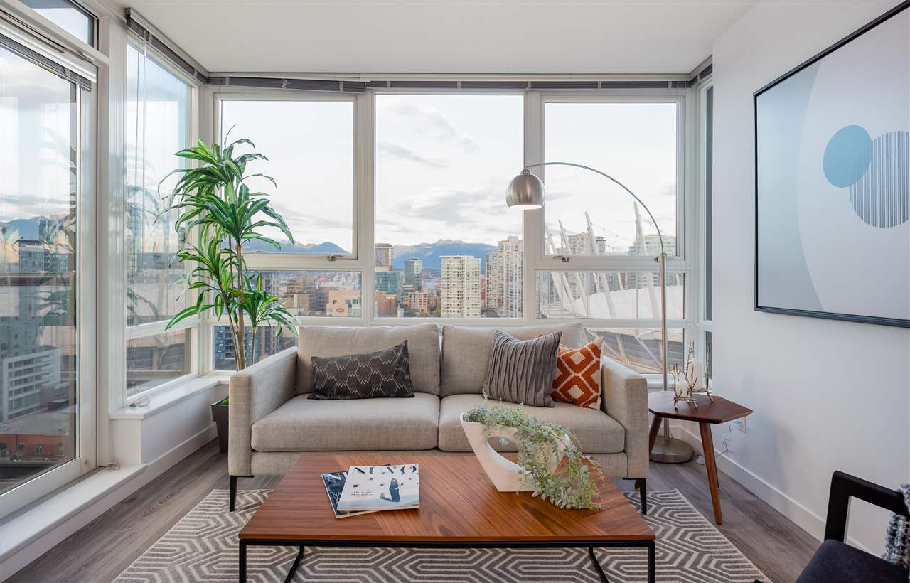 Sold: 2808 - 928 Beatty Street, Vancouver, BC