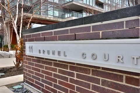 Apartment for rent at 11 Brunel Ct Unit 2809 Toronto Ontario - MLS: C4738151