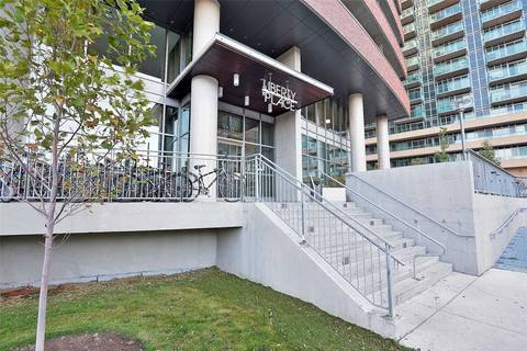 Apartment for rent at 150 East Liberty St Unit 2809 Toronto Ontario - MLS: C4518212