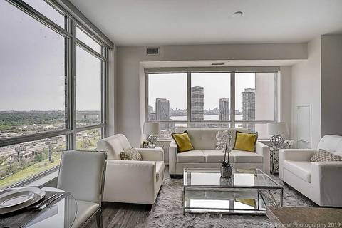 Residential property for sale at 36 Park Lawn Rd Unit 2809 Toronto Ontario - MLS: W4511923