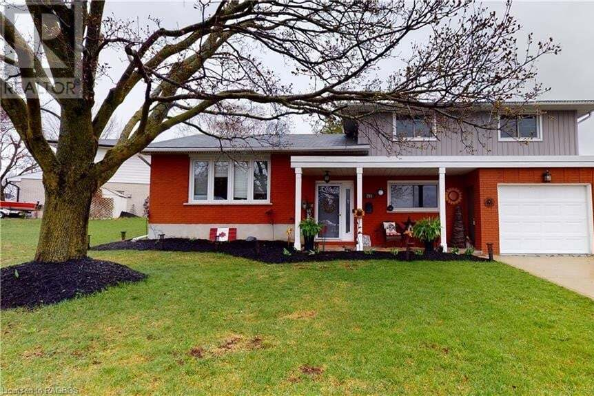 House for sale at 281 5th Ave Hanover Ontario - MLS: 256659