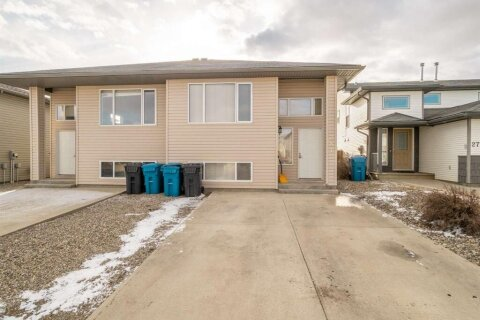 Townhouse for sale at 281 Aberdeen Rd W Lethbridge Alberta - MLS: A1060682