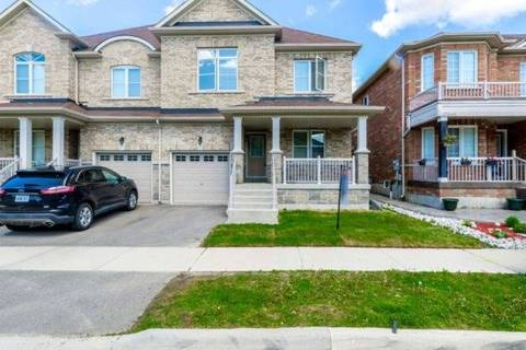 Townhouse for sale at 281 Andrews Tr Milton Ontario - MLS: W4477713