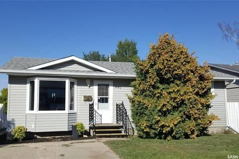 House for sale at 281 Aspen Dr Swift Current Saskatchewan - MLS: SK784524