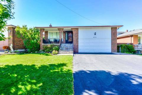 Residential property for sale at 281 Centre St Brampton Ontario - MLS: W4543574