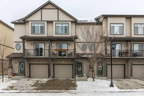 Townhouse for sale at 281 Copperpond Landng Southeast Calgary Alberta - MLS: C4285172