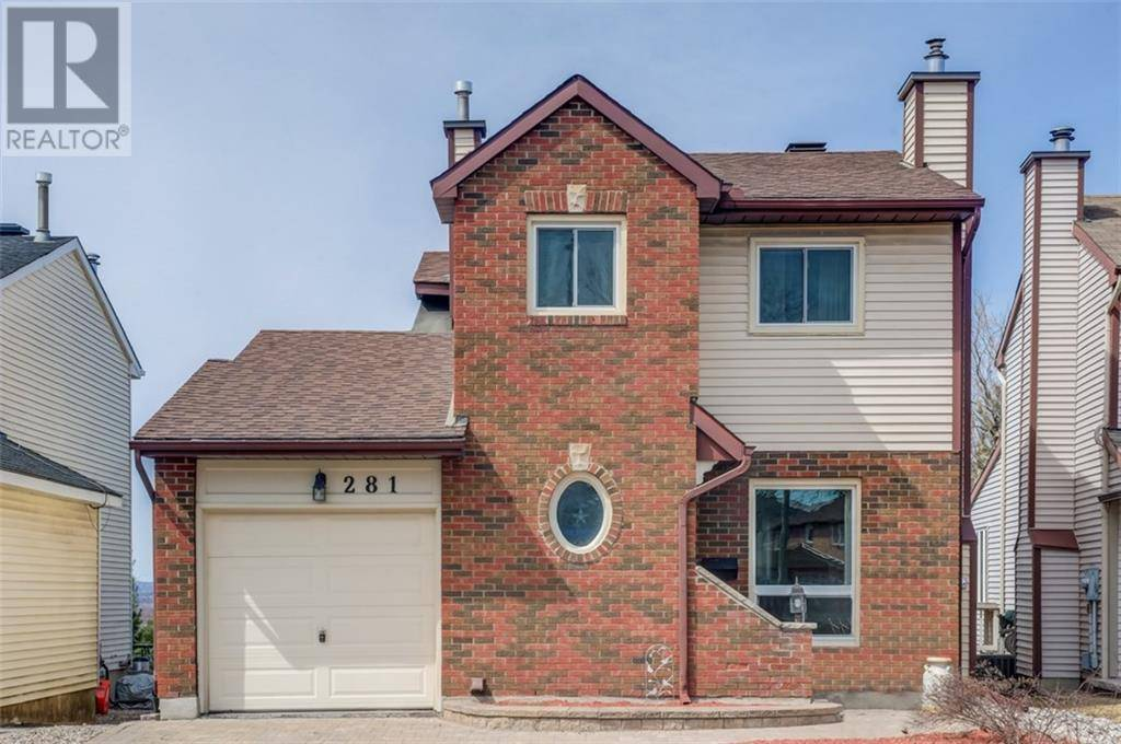 House for sale at 281 Cote Royale Cres Ottawa Ontario - MLS: 1188172