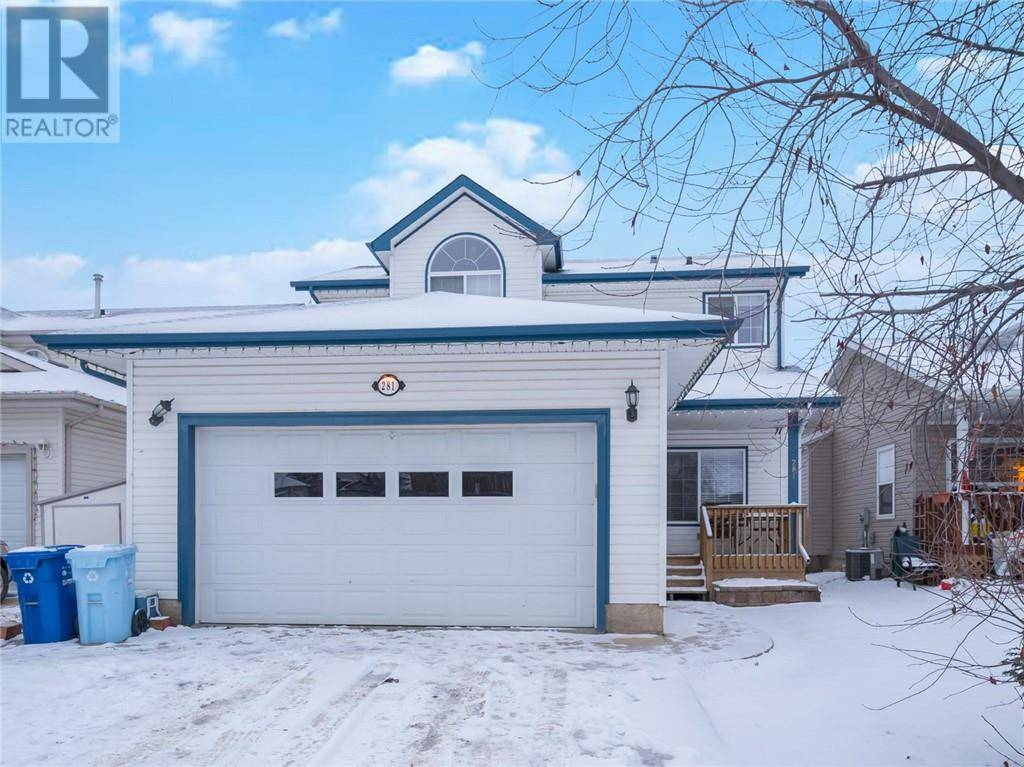 House for sale at 281 Diefenbaker Dr Fort Mcmurray Alberta - MLS: fm0183620