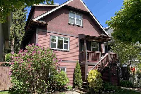 House for sale at 281 32nd Ave E Vancouver British Columbia - MLS: R2452265