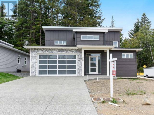 House for sale at 281 Forester Ave Comox British Columbia - MLS: 458938