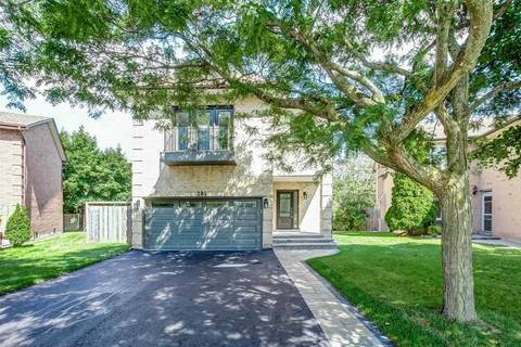 House for sale at 281 Pettit Ct Oakville Ontario - MLS: W4554830
