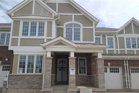 Townhouse for rent at 281 Reis Pl Milton Ontario - MLS: W4694485