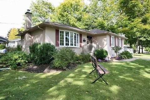 House for sale at 281 Snowden Rd Oakville Ontario - MLS: W4703314