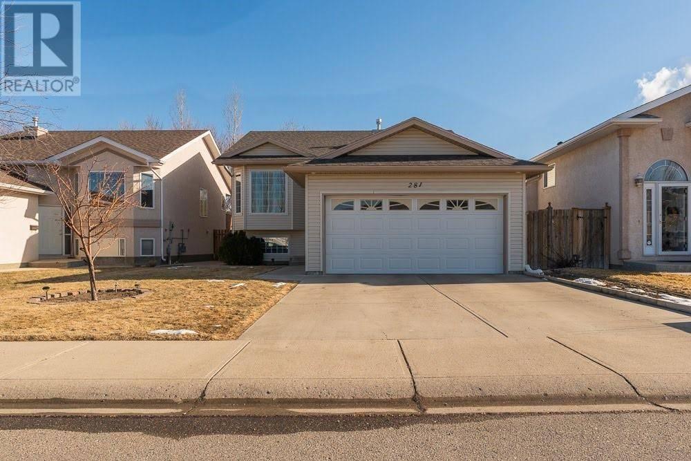 House for sale at 281 Stafford Blvd N Lethbridge Alberta - MLS: ld0188992