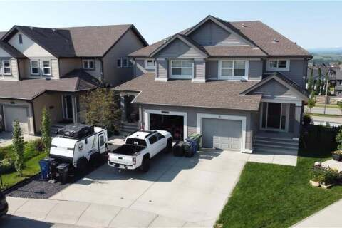 Townhouse for sale at 281 Sunset Common  Cochrane Alberta - MLS: C4306038