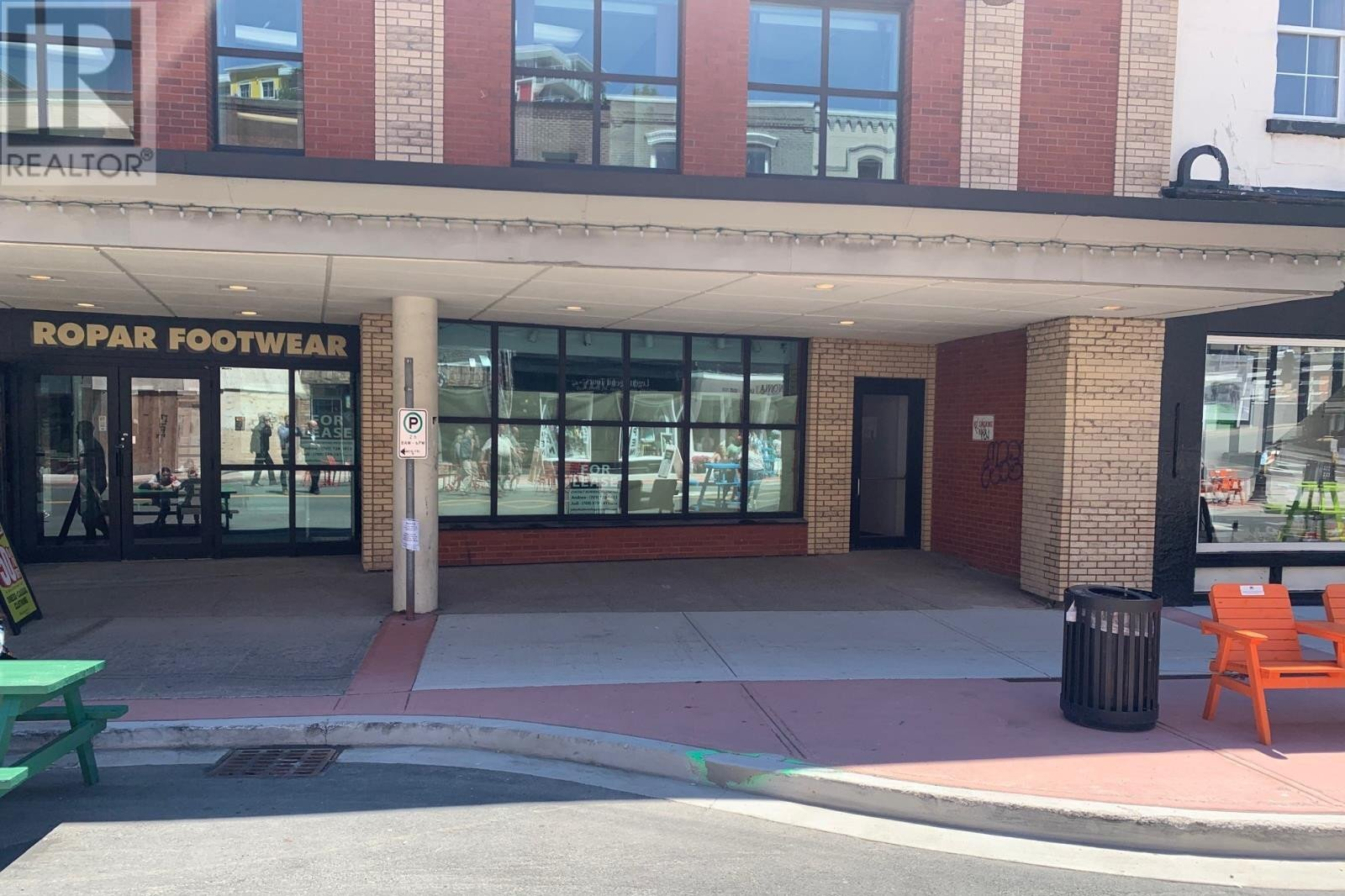 Commercial property for lease at 281 Water St St. John's Newfoundland - MLS: 1217228