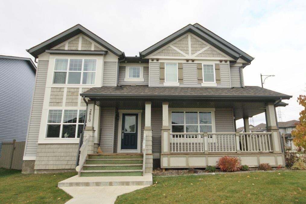 Townhouse for sale at 2810 18a Av NW Edmonton Alberta - MLS: E4201378