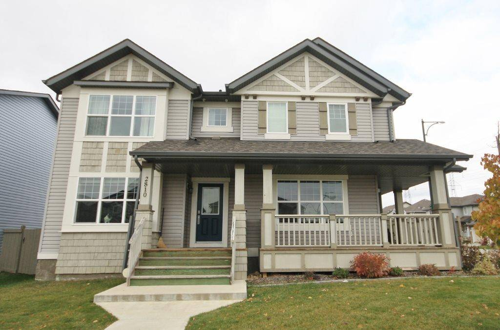 Townhouse for sale at 2810 18a Ave Nw Edmonton Alberta - MLS: E4190833