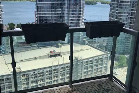 Apartment for rent at 19 Grand Trunk Cres Unit 2810 Toronto Ontario - MLS: C4548369