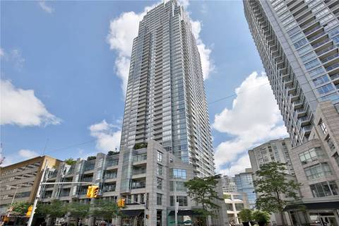 Apartment for rent at 2191 Yonge St Unit 2810 Toronto Ontario - MLS: C4633766