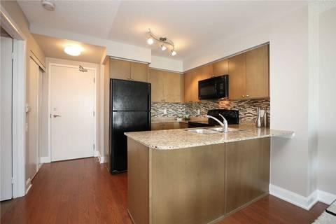 Apartment for rent at 2191 Yonge St Unit 2810 Toronto Ontario - MLS: C4650434