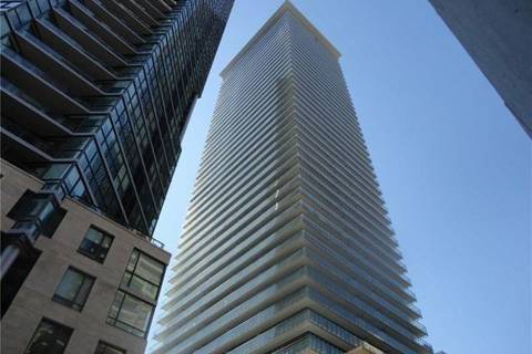Apartment for rent at 33 Charles St Unit 2810 Toronto Ontario - MLS: C4703110