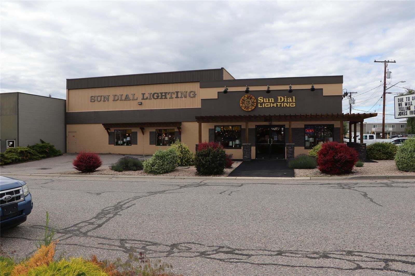 Commercial property for sale at 2810 44 Ave Vernon British Columbia - MLS: 10208067