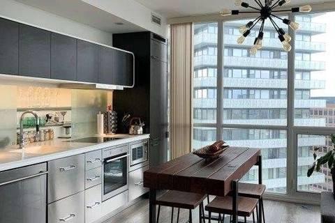 Apartment for rent at 45 Charles St Unit 2810 Toronto Ontario - MLS: C4704228