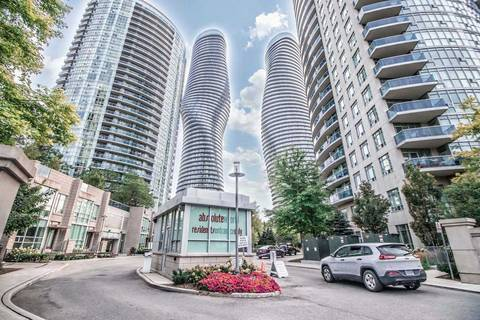 Apartment for rent at 80 Absolute Ave Unit #2811 Mississauga Ontario - MLS: W4649324