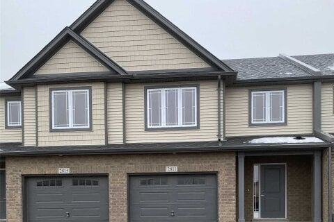 Townhouse for rent at 2811 Asima Dr London Ontario - MLS: X4974234
