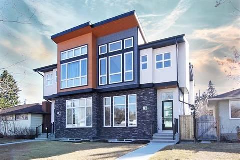 Townhouse for sale at 2811 Cochrane Rd Northwest Calgary Alberta - MLS: C4222542
