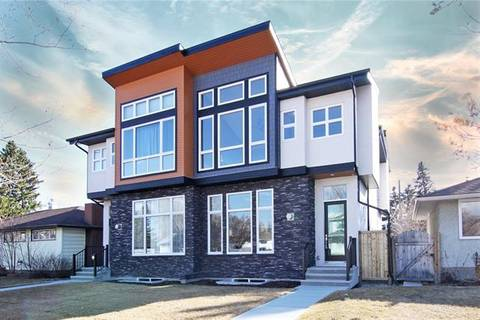 Townhouse for sale at 2811 Cochrane Rd Northwest Calgary Alberta - MLS: C4285409