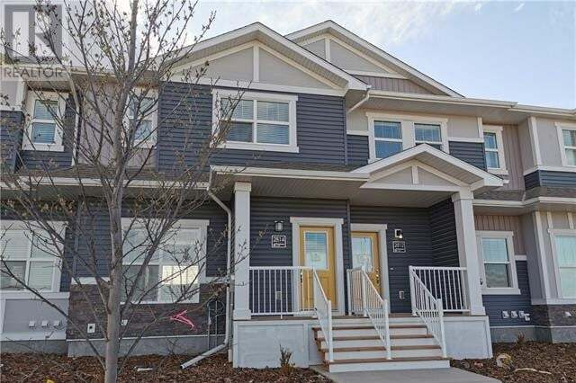 Townhouse for sale at 2812 47 St South Lethbridge Alberta - MLS: LD0192280