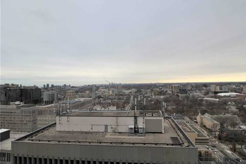 Apartment for rent at 955 Bay St Unit #2812 Toronto Ontario - MLS: C4685216