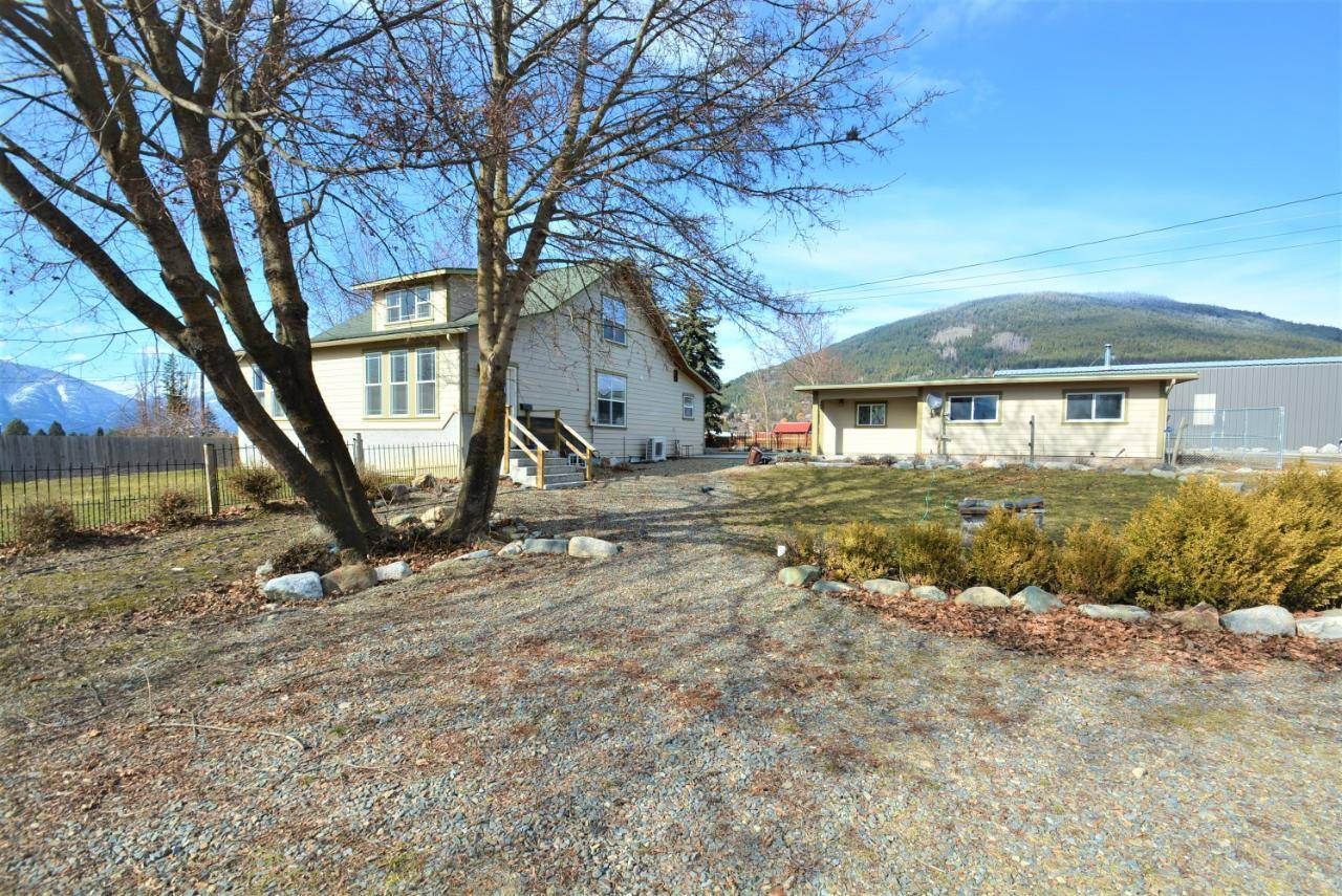 House for sale at 2812 Erickson Road  Creston British Columbia - MLS: 2450799