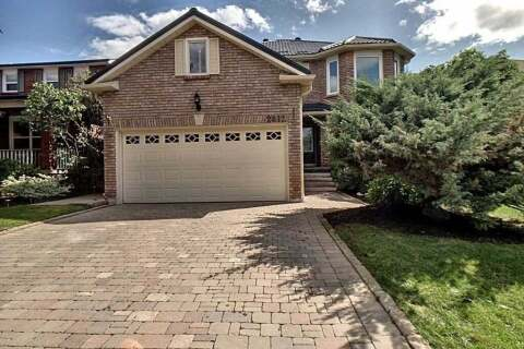 House for sale at 2812 Huntingdon Tr Oakville Ontario - MLS: W4920583