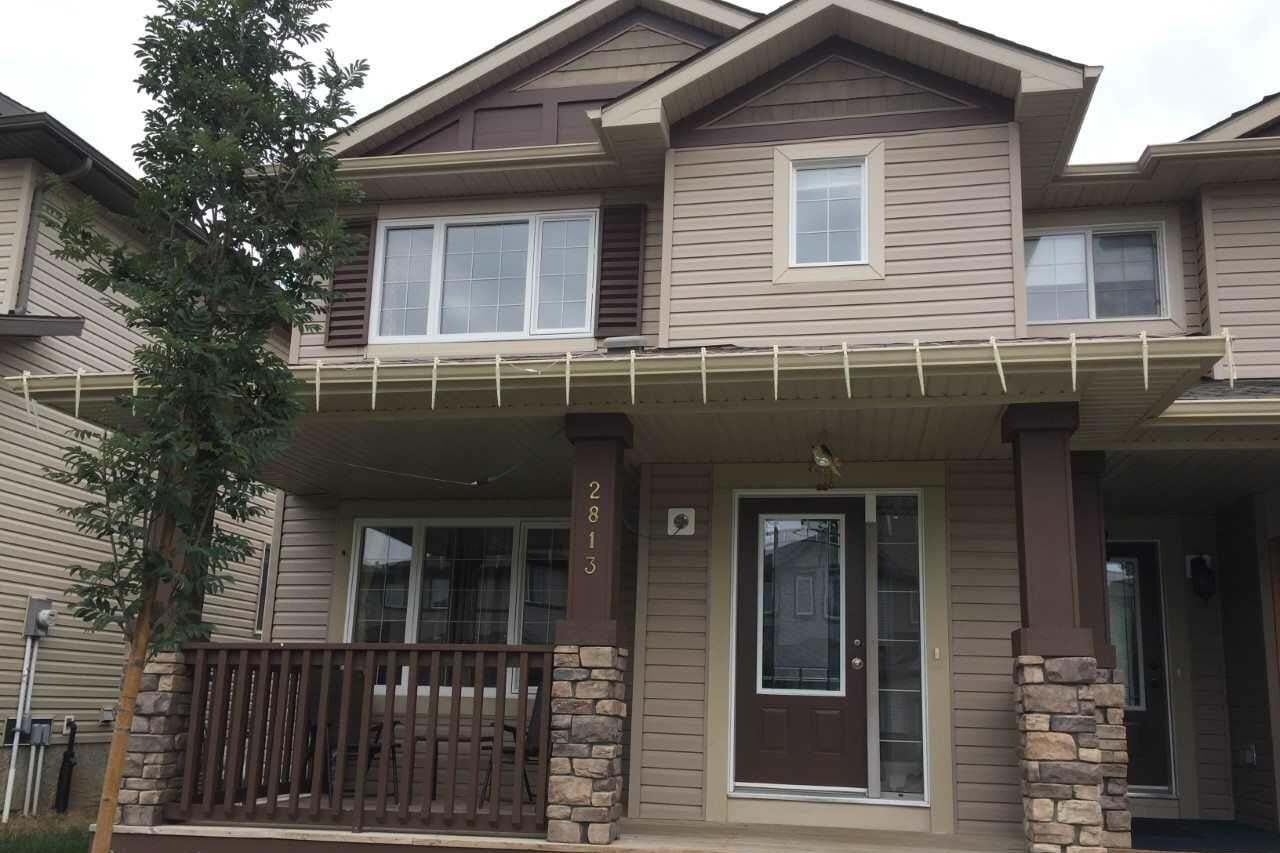 House for sale at 2813 15 St NW Edmonton Alberta - MLS: E4186156