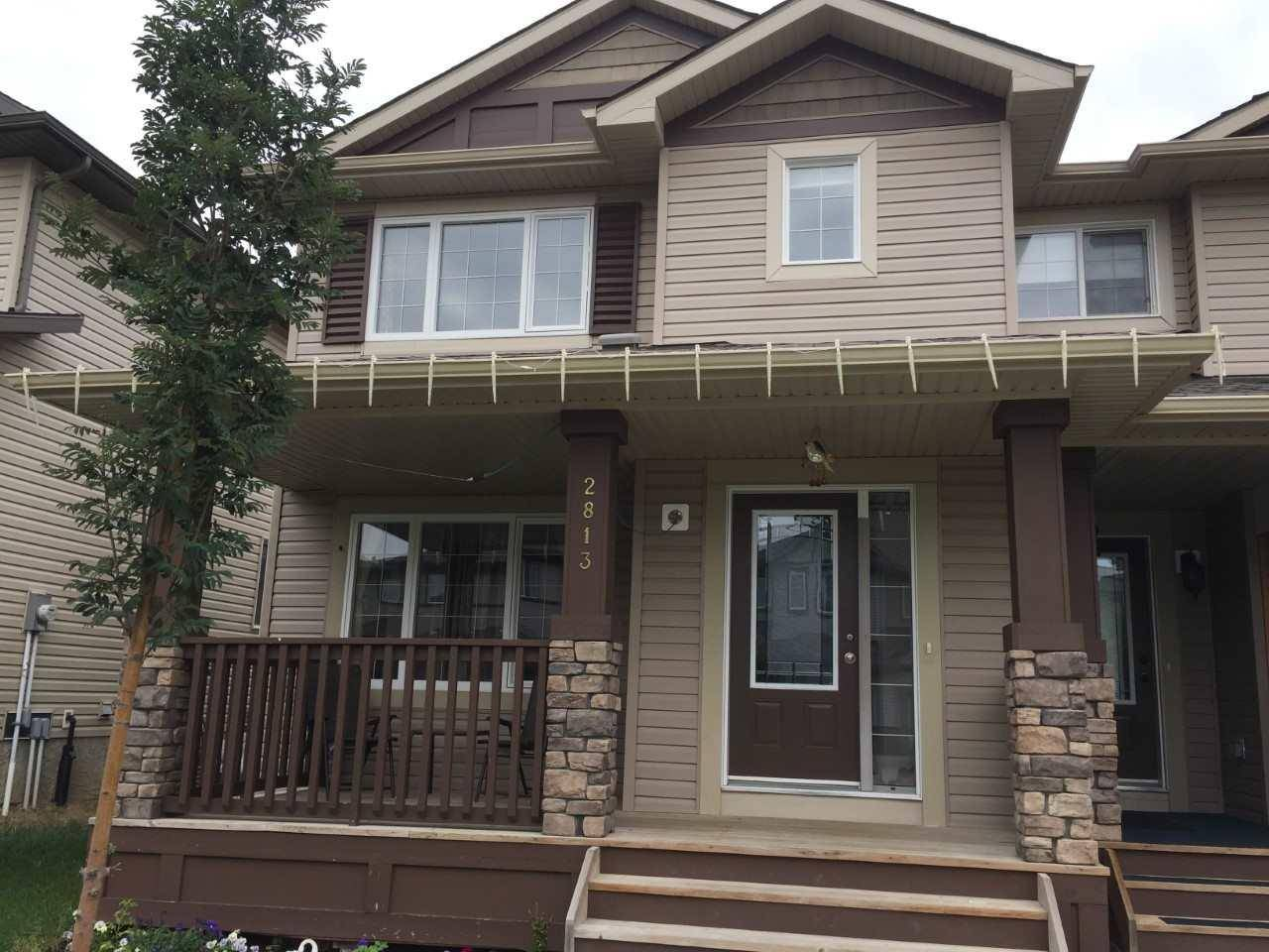 Townhouse for sale at 2813 15 St Nw Edmonton Alberta - MLS: E4186156