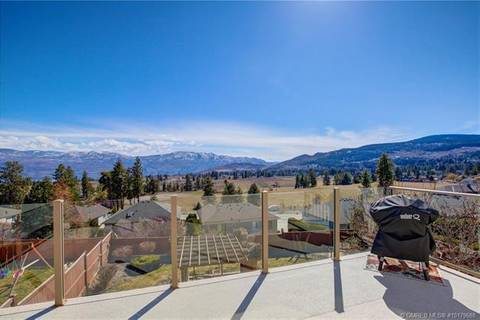 House for sale at 2813 Summerview Pl West Kelowna British Columbia - MLS: 10179688