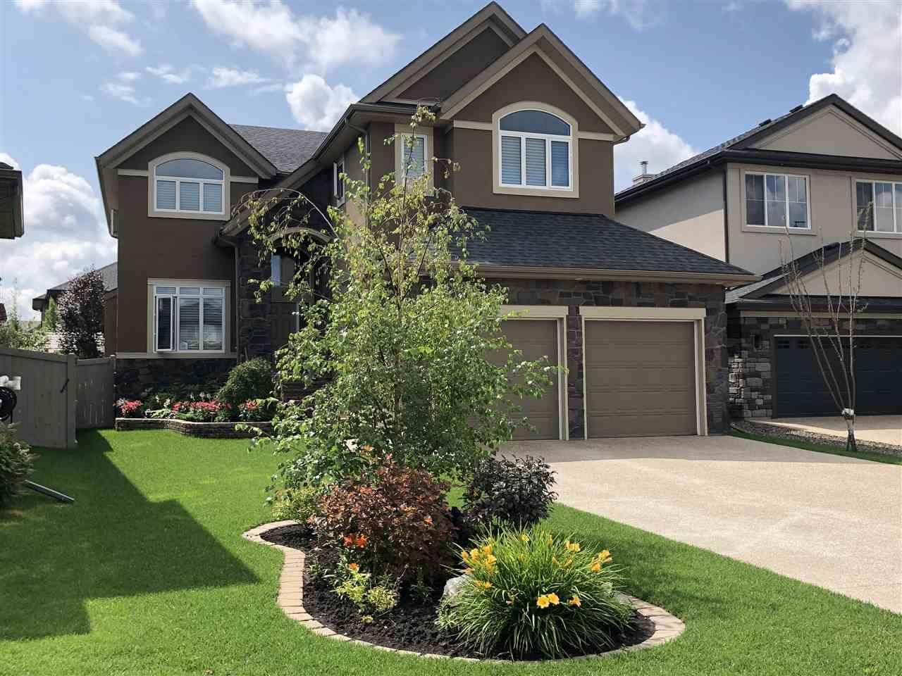 House for sale at 2813 Watcher Ct Sw Edmonton Alberta - MLS: E4175920