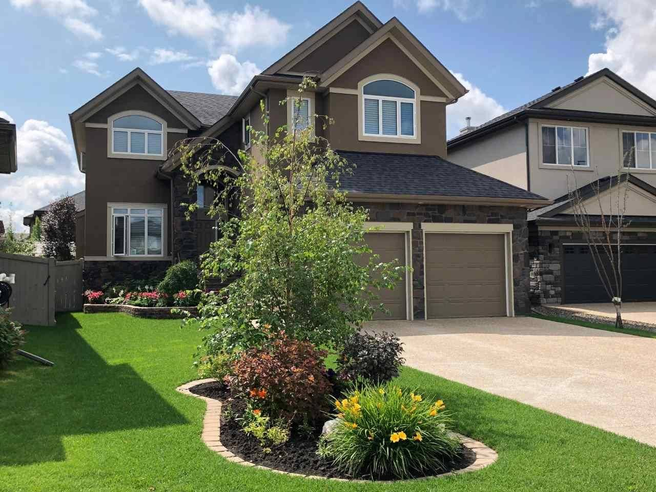 House for sale at 2813 Watcher Ct Sw Edmonton Alberta - MLS: E4190293