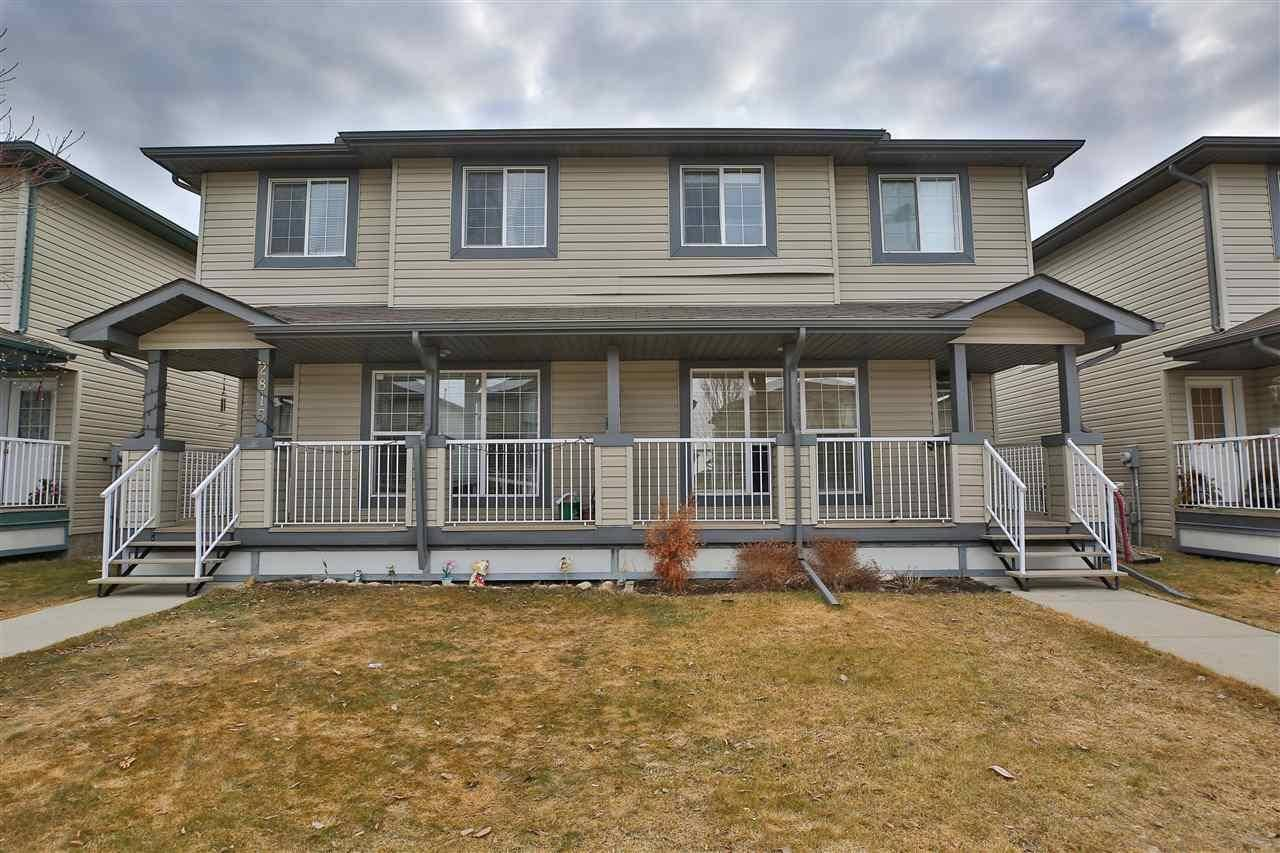 Townhouse for sale at 2815 26 St Nw Edmonton Alberta - MLS: E4185542