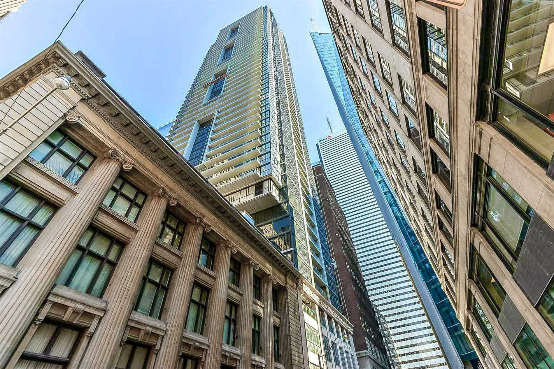 For Rent: 2815 - 70 Temperance Street, Toronto, ON | 2 Bed, 2 Bath Condo for $2850.00.