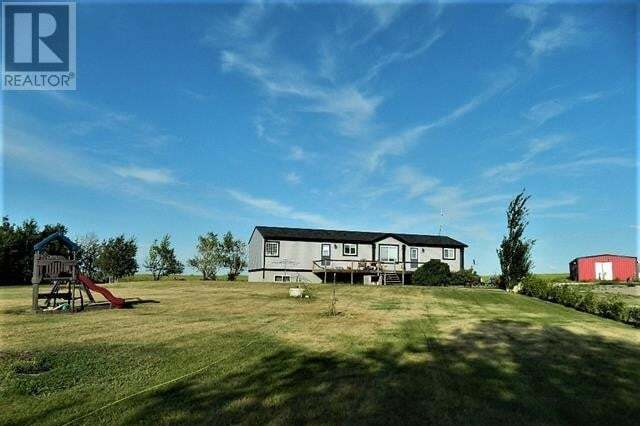 House for sale at 28151 Range Road 41 Rd Oyen Alberta - MLS: mh0176009