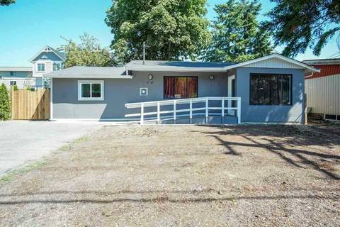 House for sale at 2816 Clearbrook Rd Abbotsford British Columbia - MLS: R2368569