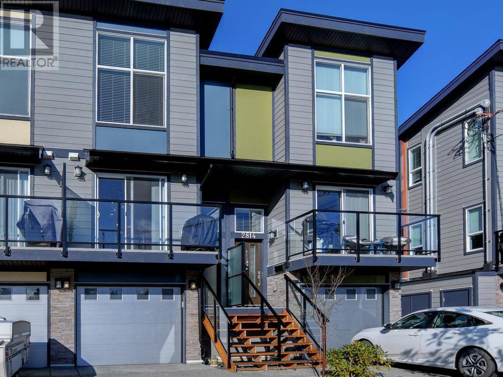 Townhouse for sale at 2816 Knotty Pine Rd Victoria British Columbia - MLS: 421228